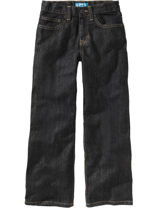 Old Navy Boys Loose Fit Jeans - Black venice - Old Navy Canada