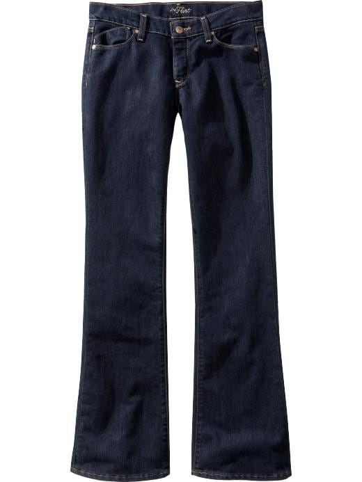 Old Navy Women's The Flirt Flared Jeans - Rinse