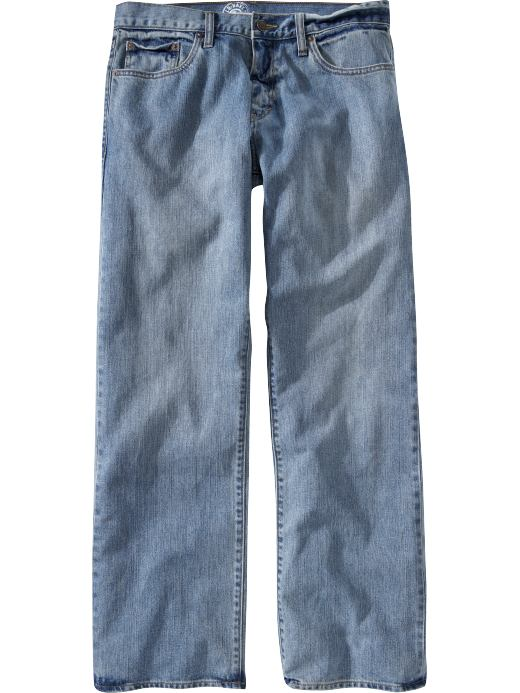 Old Navy Men's Loose-Fit Jeans - New light authentic - Old Navy Canada