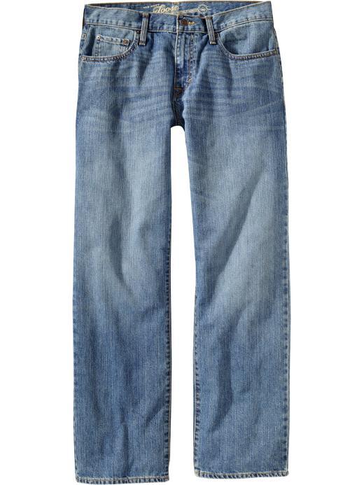 Old Navy Men's Loose Fit Jeans - New light vintage - Old Navy Canada