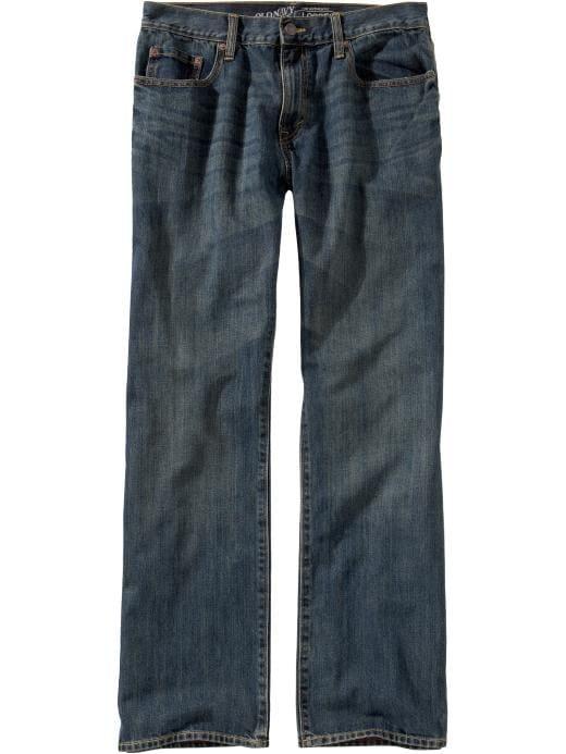 Old Navy Men's Loose Fit Jeans - New medium vintage - Old Navy Canada