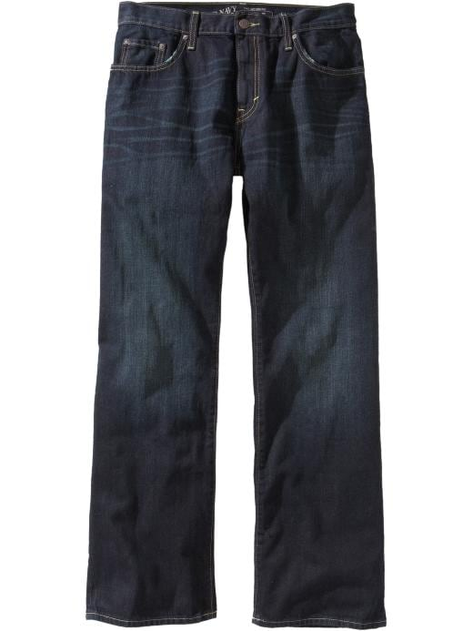 Old Navy Men's Loose Fit Jeans - Dark authentic 10 - Old Navy Canada
