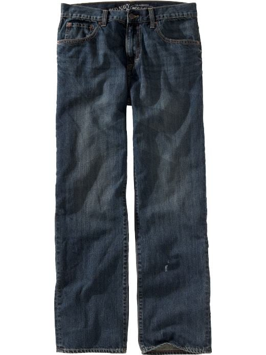 Old Navy Men's Boot Cut Jeans - New medium vintage - Old Navy Canada
