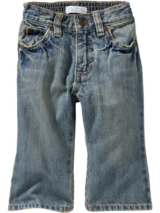 Old Navy Boot-Cut Jeans For Baby - Medium wash - Old Navy Canada