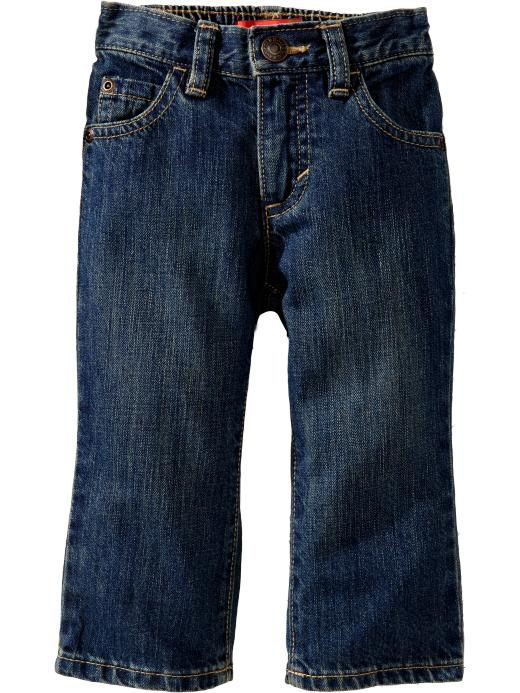 Old Navy Regular Fit Jeans For Baby - Medium wash