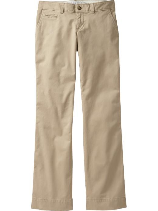 Old Navy Women's Perfect Khakis - Khaki - Old Navy Canada