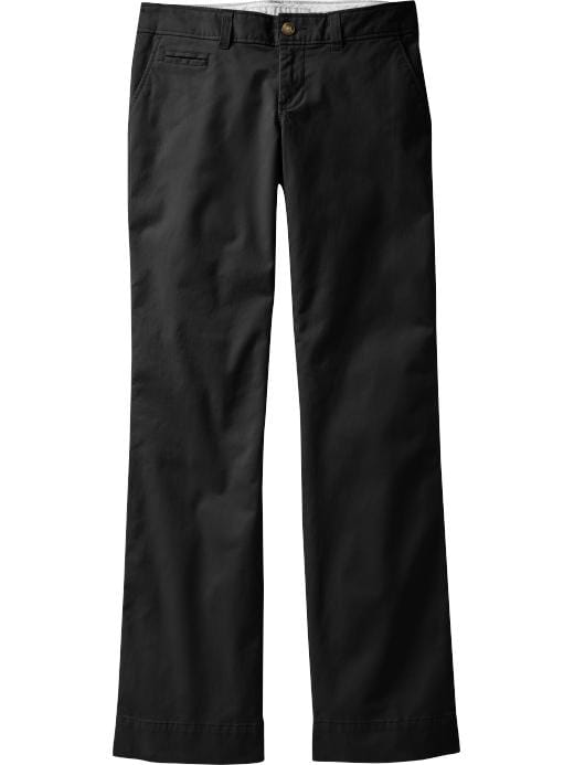 Old Navy Women's Perfect Khakis - New black - Old Navy Canada