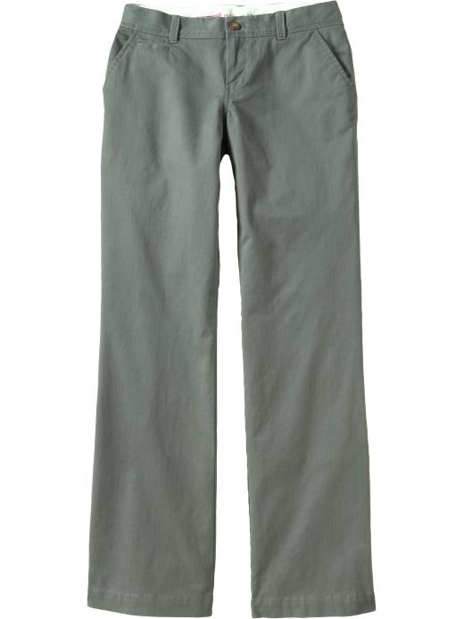 Old Navy Women's Perfect Khakis - Schooner blue - Old Navy Canada