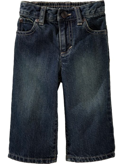 Old Navy Loose-Fit Jeans For Baby - Medium wash