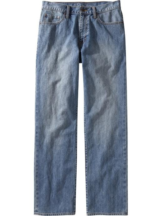Old Navy Men's Regular-Fit Jeans - New medium authentic - Old Navy Canada