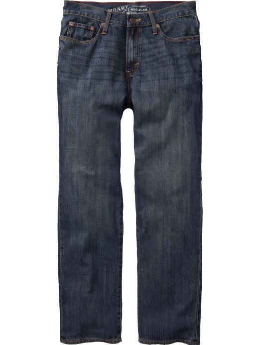 Old Navy Men's Regularfit Jeans - New medium vintage - Old Navy Canada