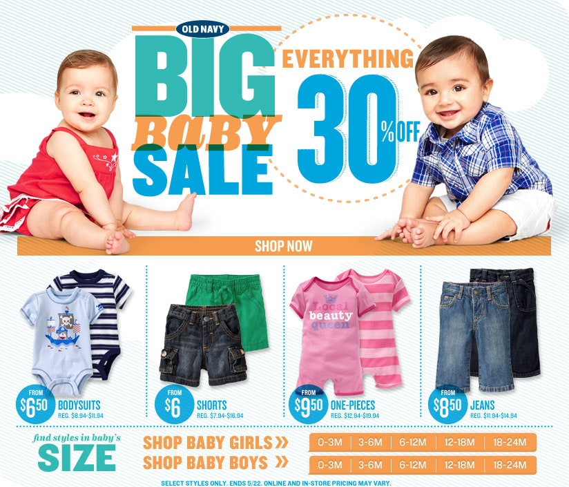 Kids and Baby Sale