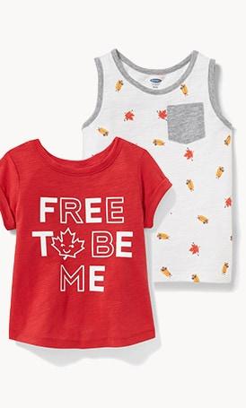 T-shirts avec imprimés