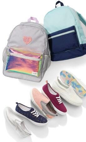 Les chaussures et tous les accessoires