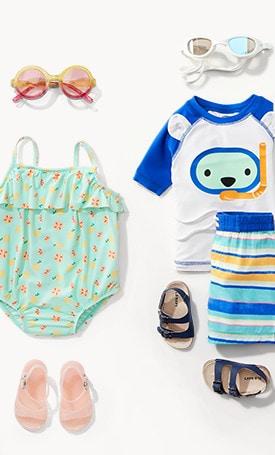 Vêtements pour la baignade