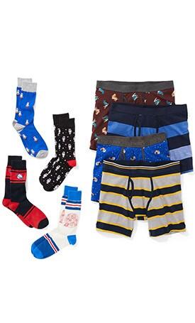 La boutique de la chaussette et du sous-vêtement