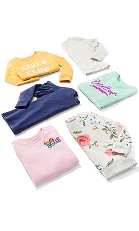 Sweatshirts & Sweatpants