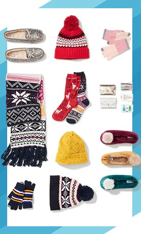 Magasiner les petits cadeaux pour le bas de Noël à partir de 5 $ CA