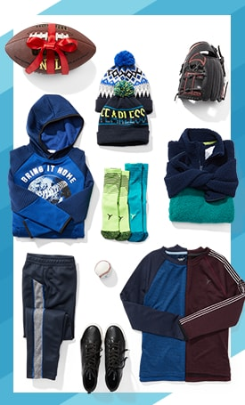 Shop sporty gifts