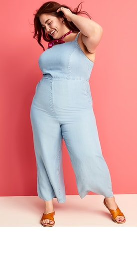 Plus Size Clothing Sale | Old Navy Canada