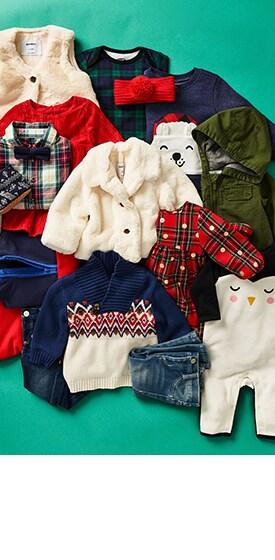Magasiner les vêtements douillets