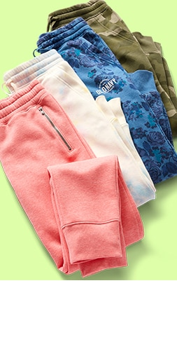 Sweatpants $17