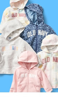 Hoodies and sweatpants from $10