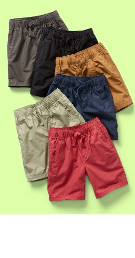 Shorts from $8