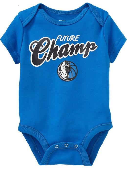 Old Navy Nba 'Future Champ' Bodysuits For Baby