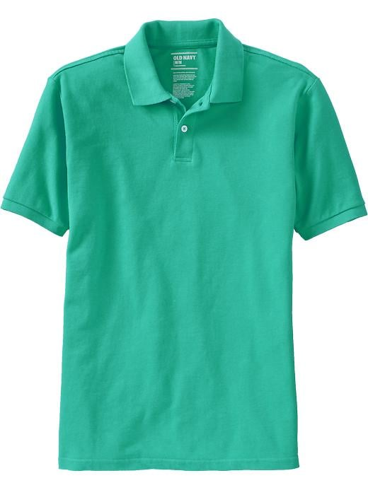 Old Navy Men's Classic Pique Polos