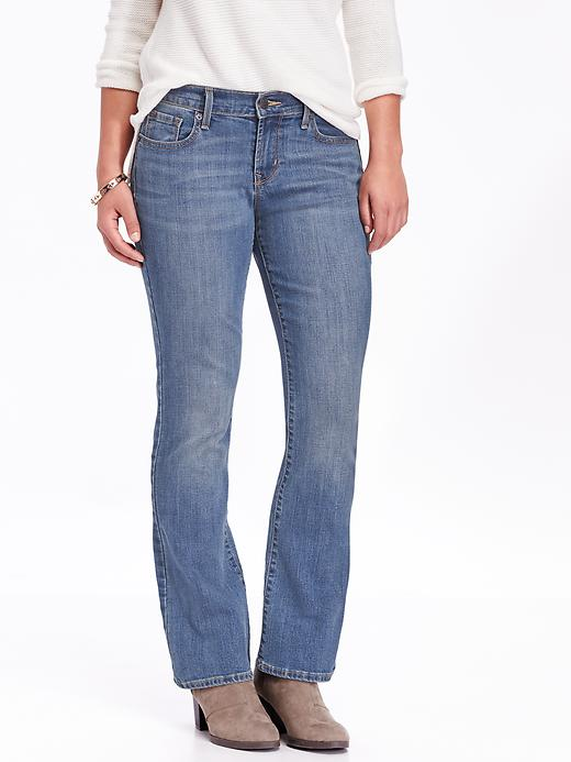 Old Navy Women's The Sweetheart Bootcut Jeans - Authentic - Old Navy Canada