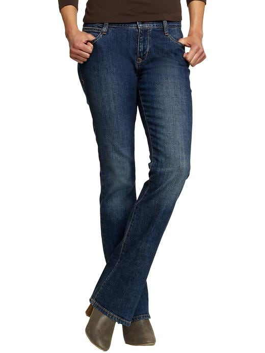 Old Navy Women's The Dreamer Boot-Cut Jeans - Chrissie - Old Navy Canada