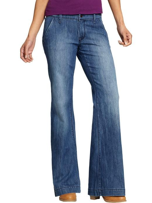 Old Navy Women's Wide Leg Trouser Jeans - Tipai - Old Navy Canada