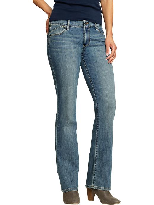 Old Navy Women's The Flirt Boot-Cut Jeans - Eyre - Old Navy Canada