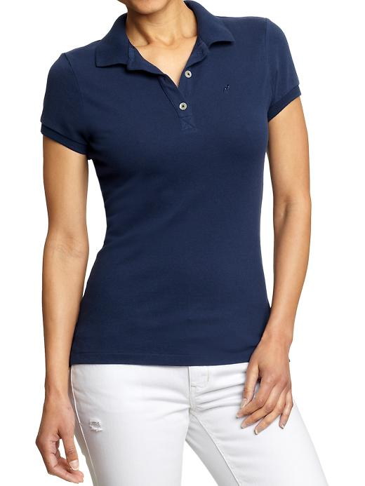 Old Navy Women's Pique Polos - Goodnight nora - Old Navy Canada