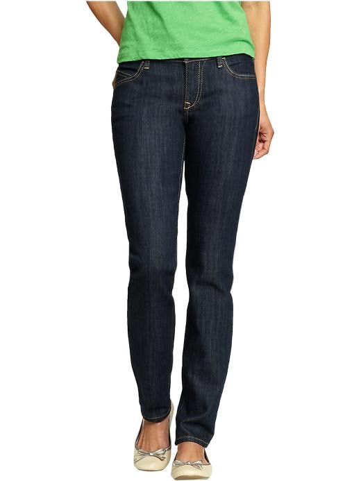 Old Navy Women's The Diva Skinny Jeans - Rinse - Old Navy Canada