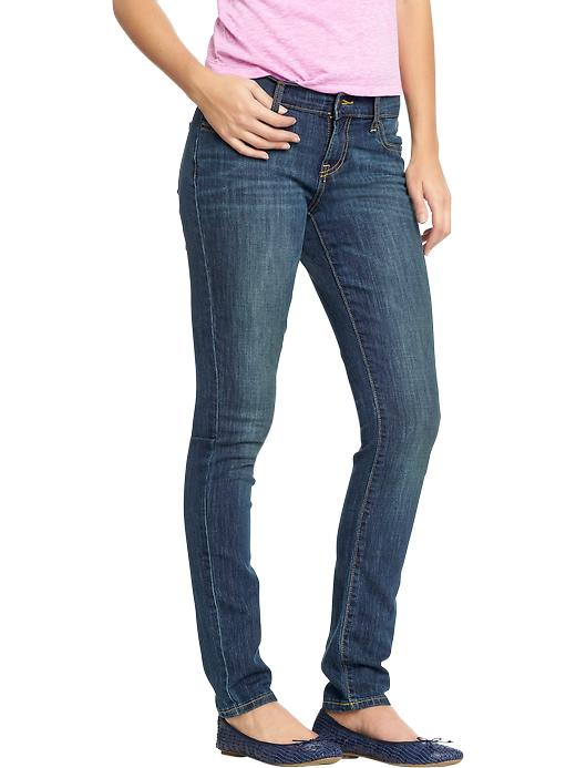 Old Navy Women's The Flirt Skinny Jeans - Medium authentic - Old Navy Canada