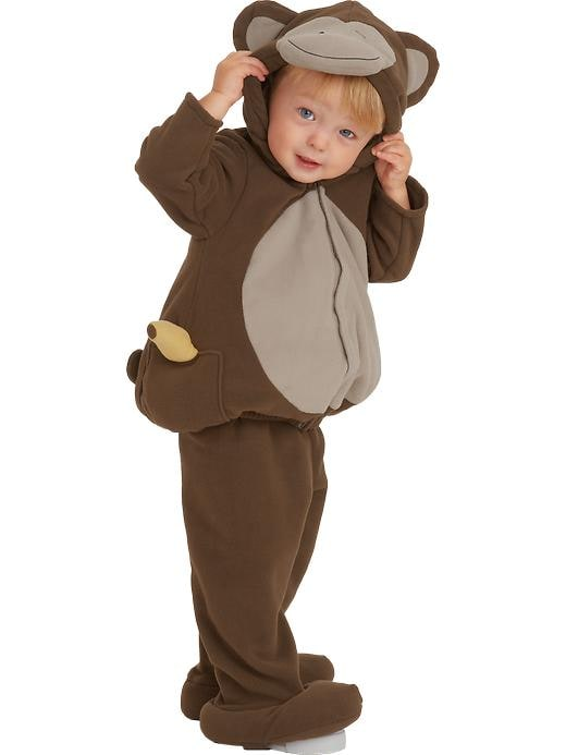 Old Navy Monkey Costumes For Baby