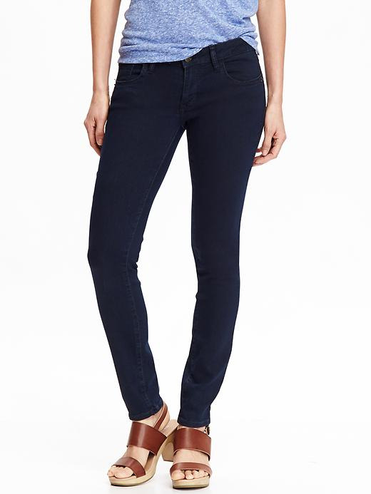 Old Navy Women's The Rock Star Jeggings - Dark wash - Old Navy Canada