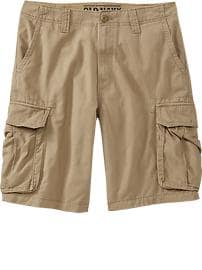 """Men's Broken-In Cargo Shorts (10"""")"""