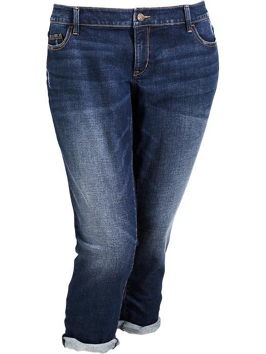 Old Navy Women's Plus Slim Boyfriend Jeans - Medium - Old Navy Canada