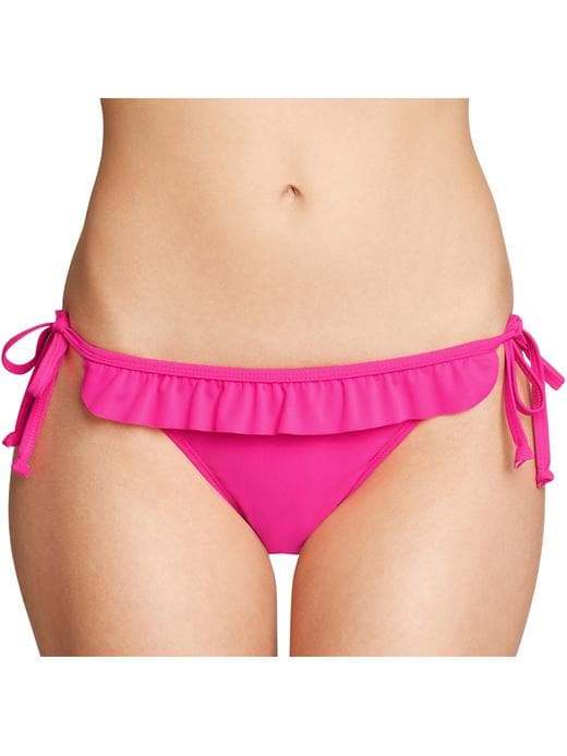 Old Navy Women's Tiered Ruffle Bikinis - Flaming flamingo bttm - Old Navy Canada