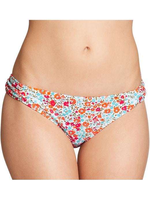 Old Navy Women's Mix & Match Floral Print Bikini Bottoms - Warm floral bottom - Old Navy Canada