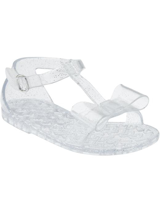 Old Navy Bow Tie Jelly Sandals For Baby Chatset