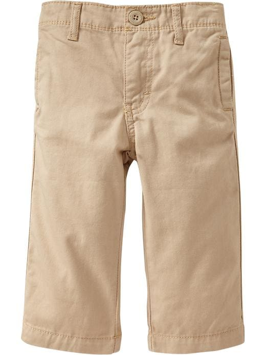 Old Navy Twill Chinos For Baby - Khaki