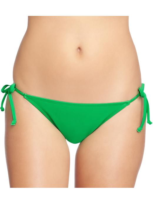 Old Navy Women's Mix & Match Bikini Bottoms - Neon green extreme (n) - Old Navy Canada