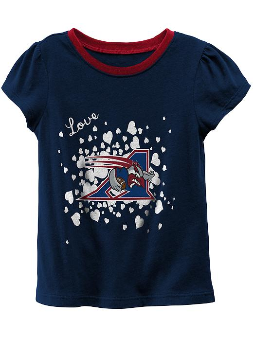 Old Navy Cfl Team Tees For Baby - Montreal alouettes