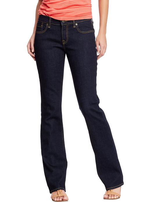 Old Navy Women's The Sweetheart Boot Cut Jeans - New rinse - Old Navy Canada