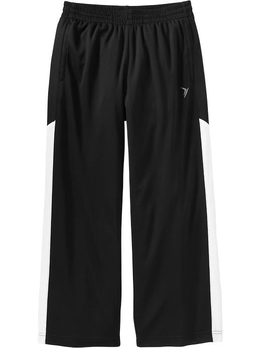 Boys Active By Old Navy Mesh Pants - Black jack - Old Navy Canada