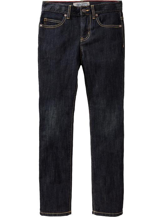 Old Navy Boys Super Skinny Jeans - Dark rinse a